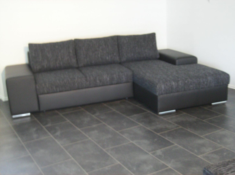 275cm Sofa Couch Wohnlandschaft Megasofa Bettsofa Schlafcouch